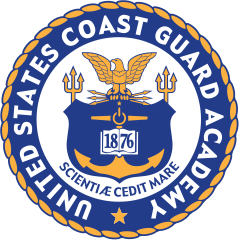 US Coast Guard Academy Logo